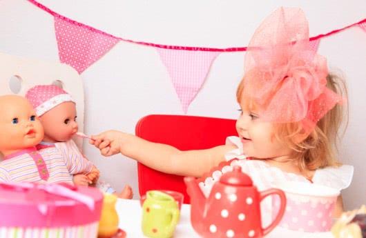 Wózki i lalki dla dzieci