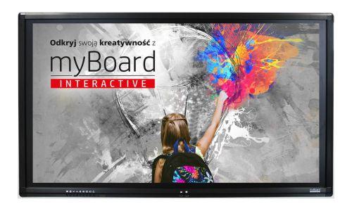 1Monitory interaktywne myBoard1
